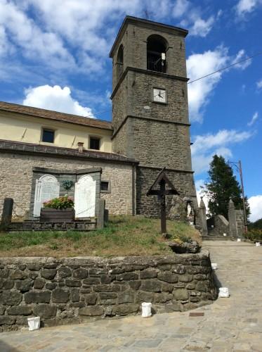 Chiesa di Cerreto Alpi