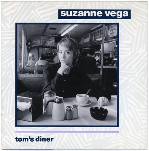 Uno scatto di Suzanne al tom's Diner