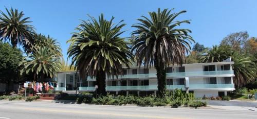 L'Hotel in cui morì Janis Joplin