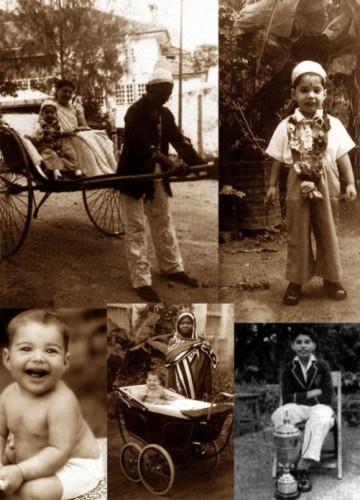 Alcune foto di Freddie e della mamma a Zanzibar, ph by viola.bz