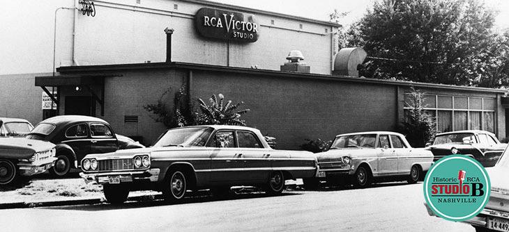 RCA foto anni Sessanta
