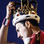 Una fotografia alla casa natale di Freddie Mercury