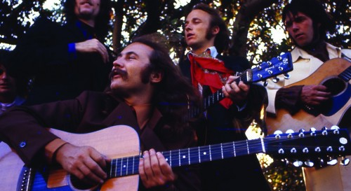 CSNY in Laurel Canyon