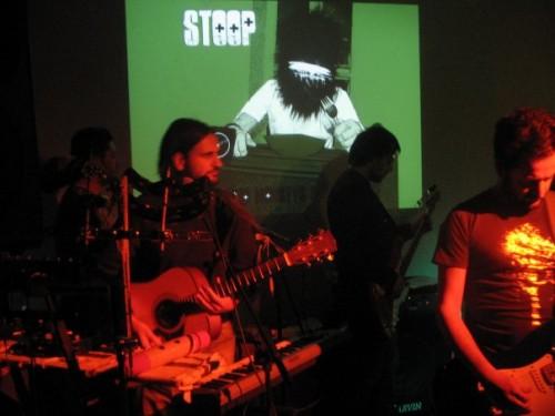 Stoop live @Morgana Club