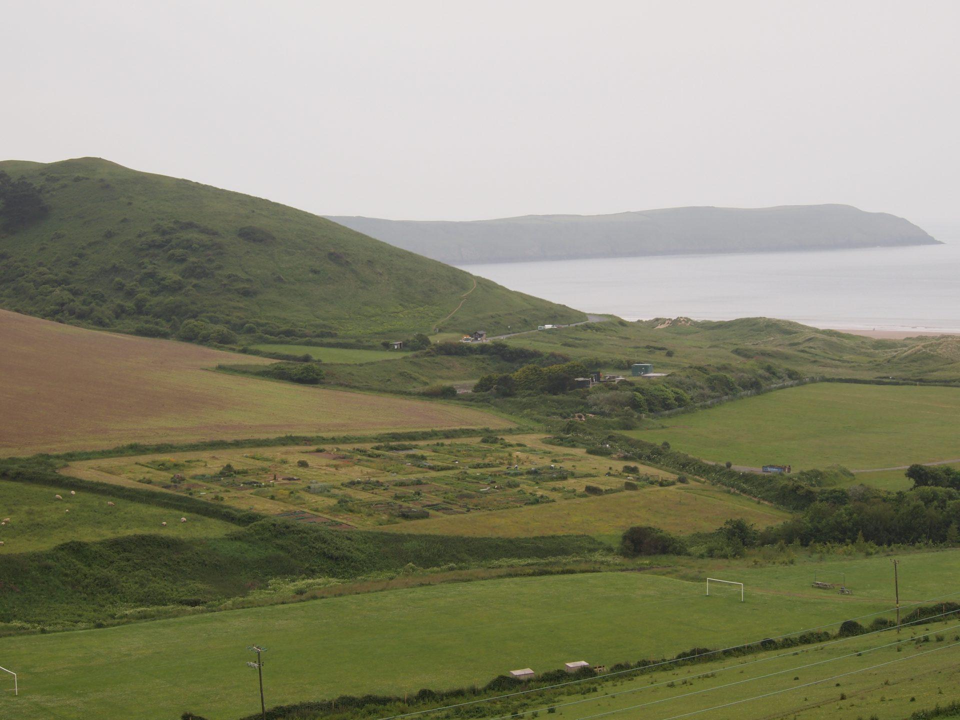 verso le spiagge del Devon