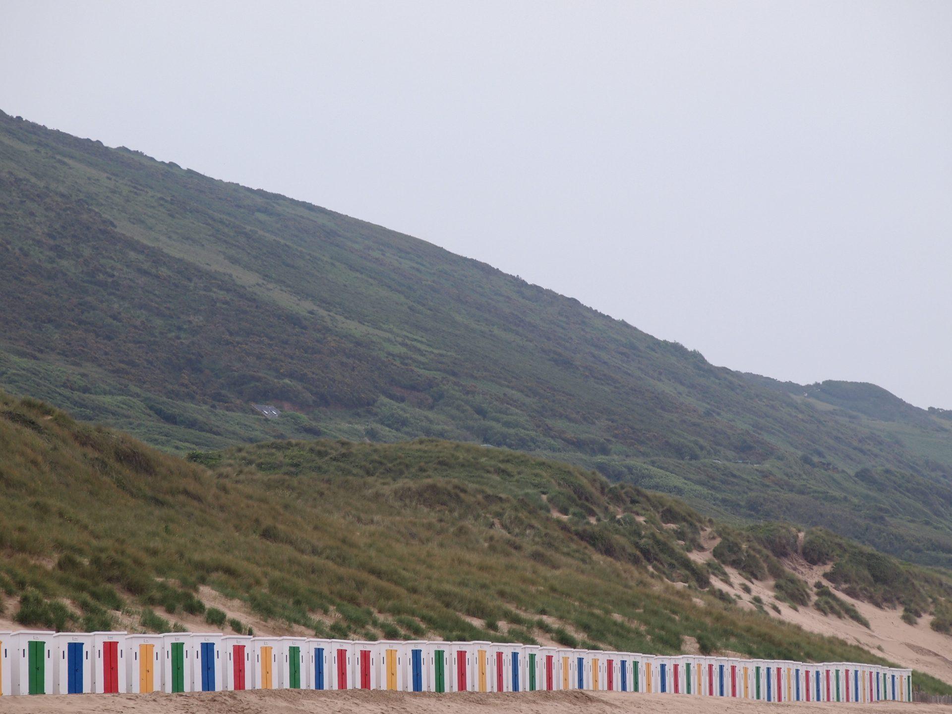 La spiaggia di Woolacombe