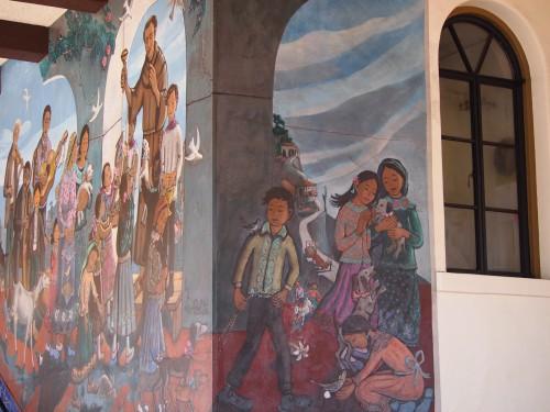 Un angolo del Pueblo, foto di GLoria