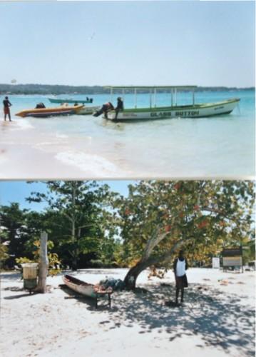 Le spiagge di Negrill, foto di Gloria
