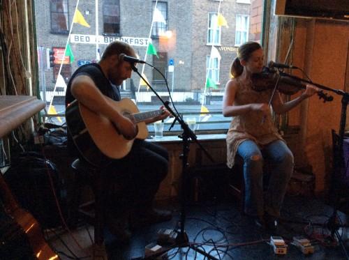 Musica nel pub, foto di Gloria