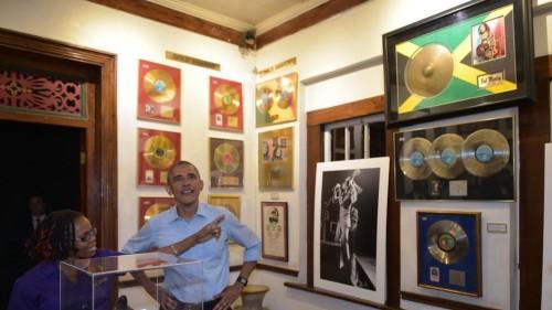 Anche Obama è stato ospite del museo