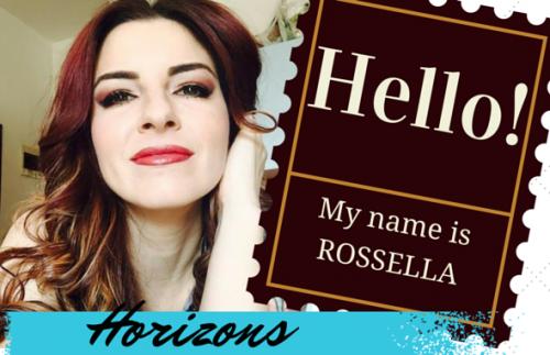 Rossella, dal suo blog Horisons