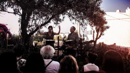 Festival di Teatro Eco, Stromboli Credit FB