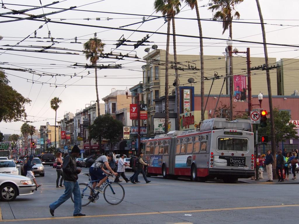 Uno scatto di Mission, San Francisco