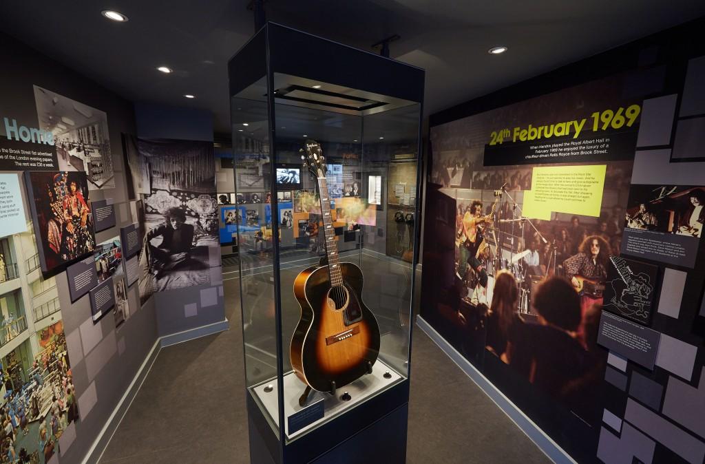 La stanza centrale del museo Credit foto Michael Bowles