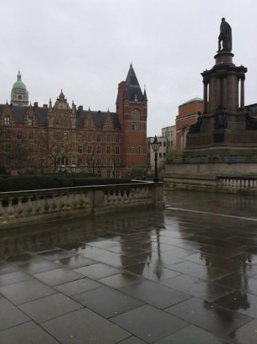 Vista dalla Royal, foto di Gloria