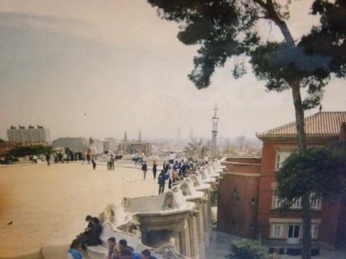 Barcellona vecchie foto