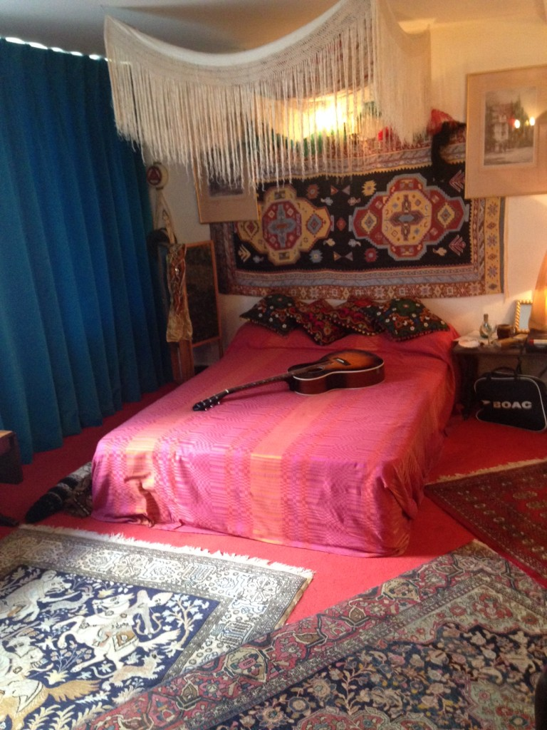 La mia foto alla camera di Jimi