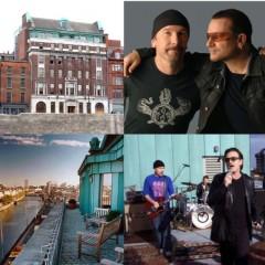 Soggiornare nell'hotel di Bono e The Edge