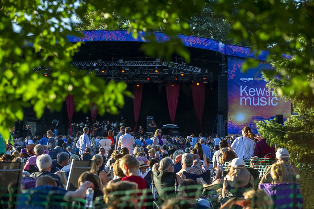 Kew the Music Festival