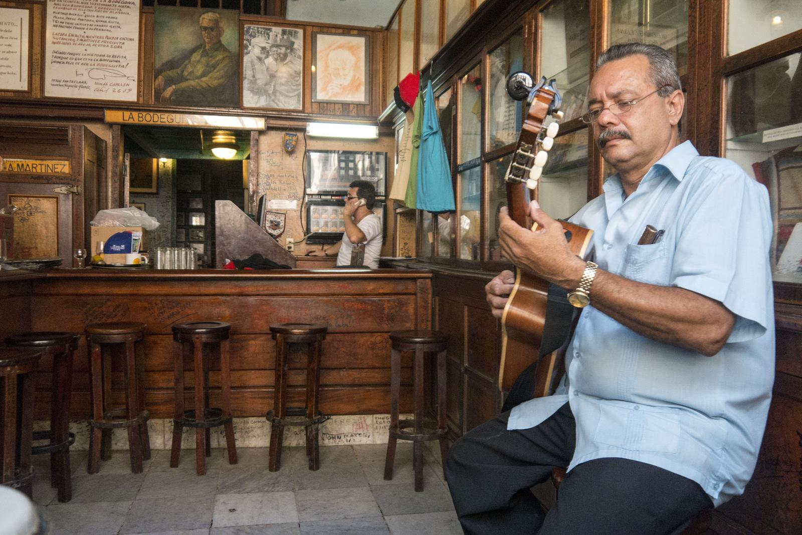 Bodeguita del Medio de L'Avana