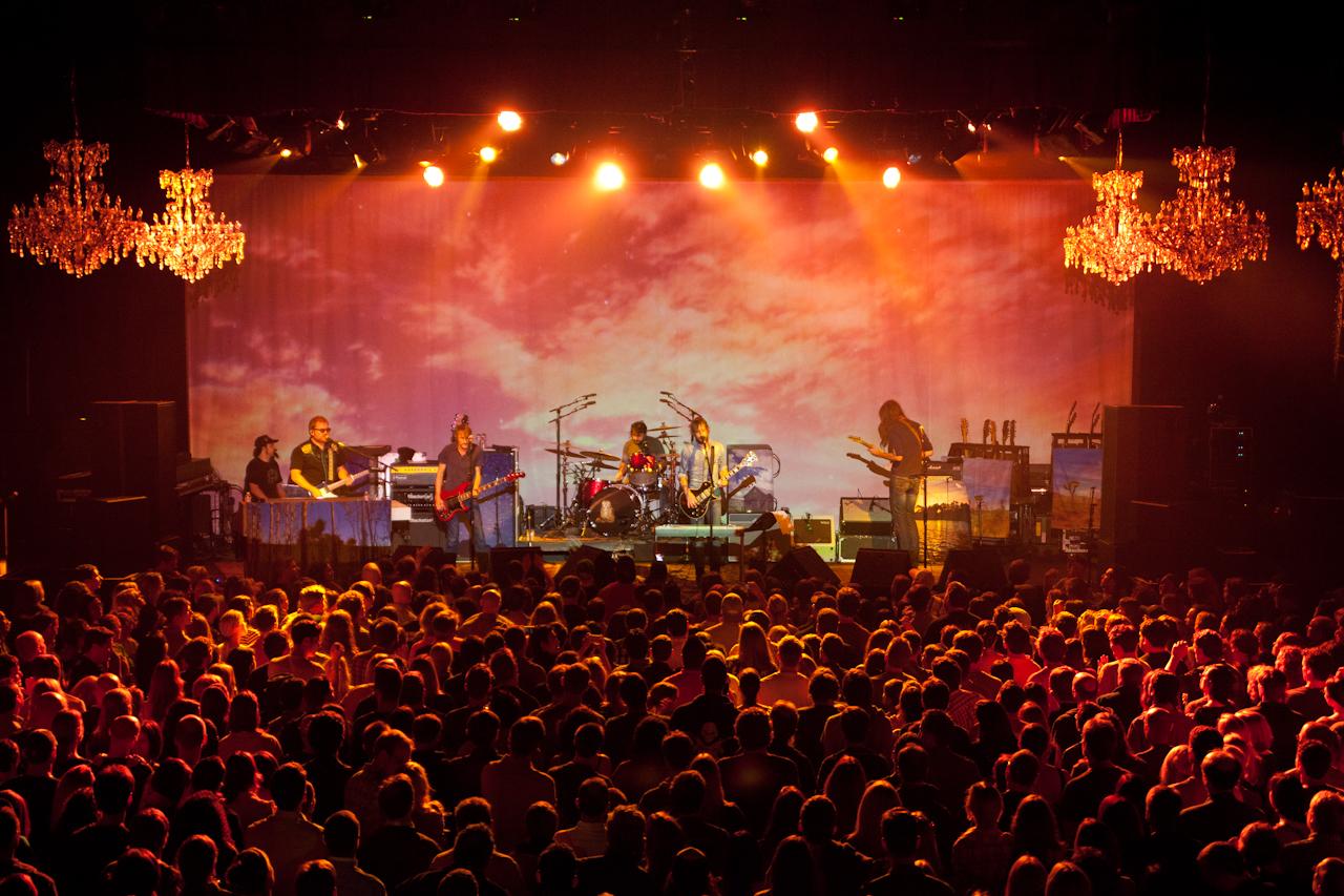 Il palco del Fillmore credit foto bayareavenues.com