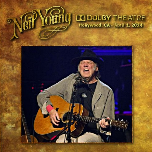 Neil Young, live del 2014