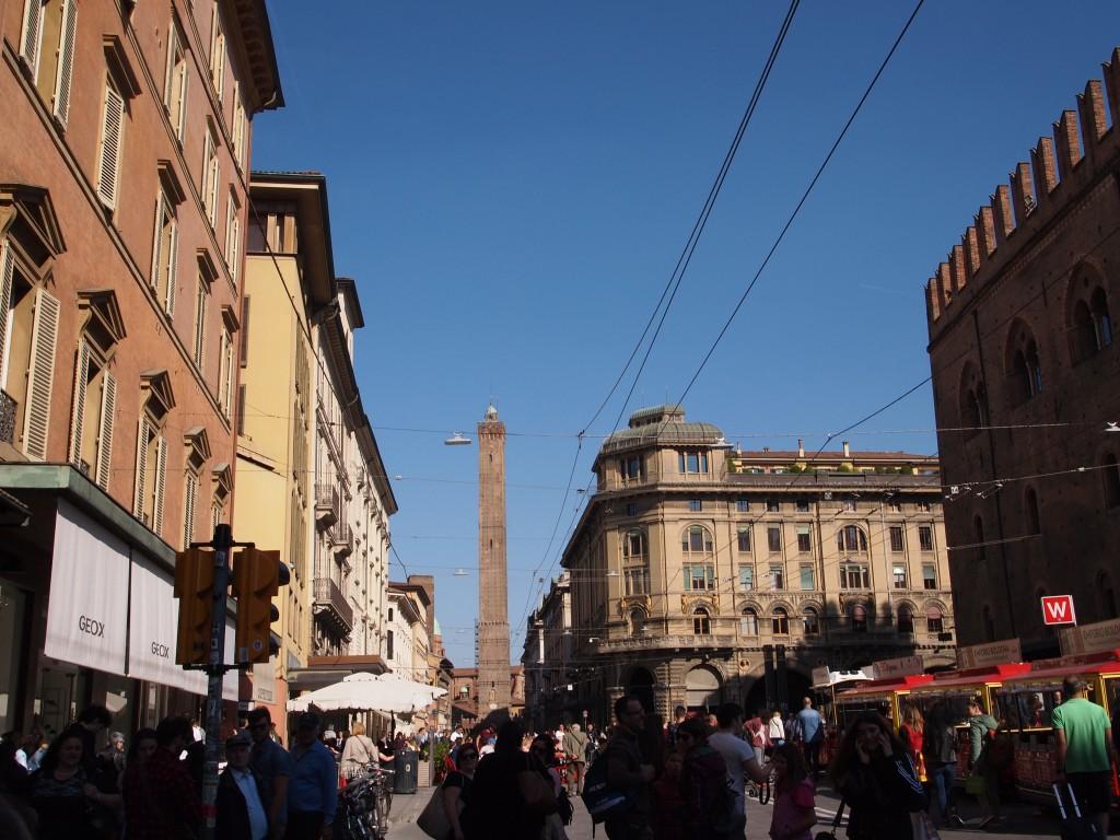 Bologna, foto di Gloria