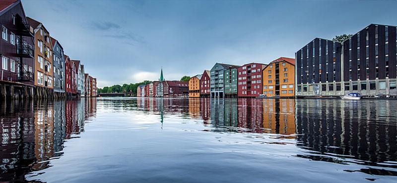 Trondheim, credit foto www.norvegia.com