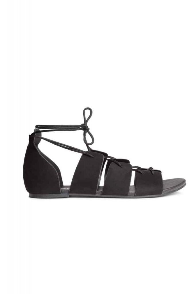 Proposta sandalo H&M