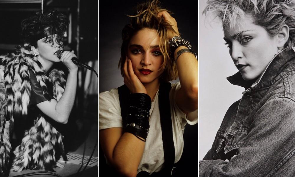 Dalla mostra dedicata a Madonna