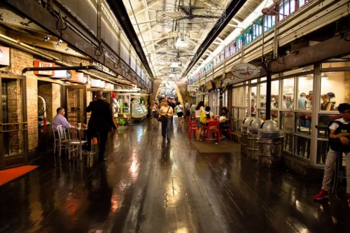 Chelsea Market, credit foto checkin.trivago.it