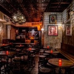 Blues Kitchen: un cuore a stelle e strisce a Camden Town