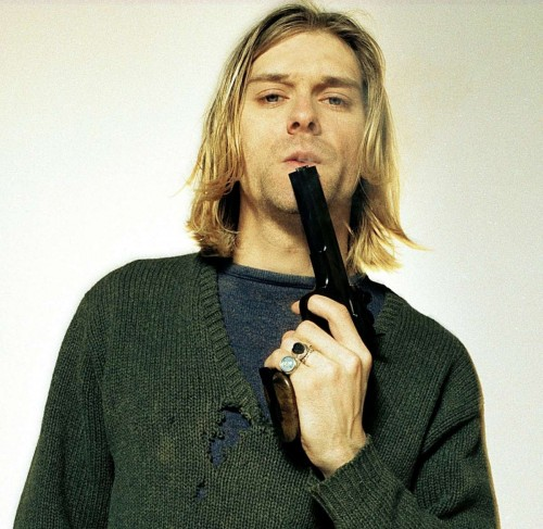 Kurt Cobain, credit foto Youri Lenquette