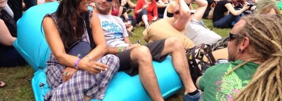 LamZac, il materasso da portarsi ai festival rock