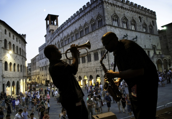 Umbria Jazz, foto credit www.bellaumbria.net