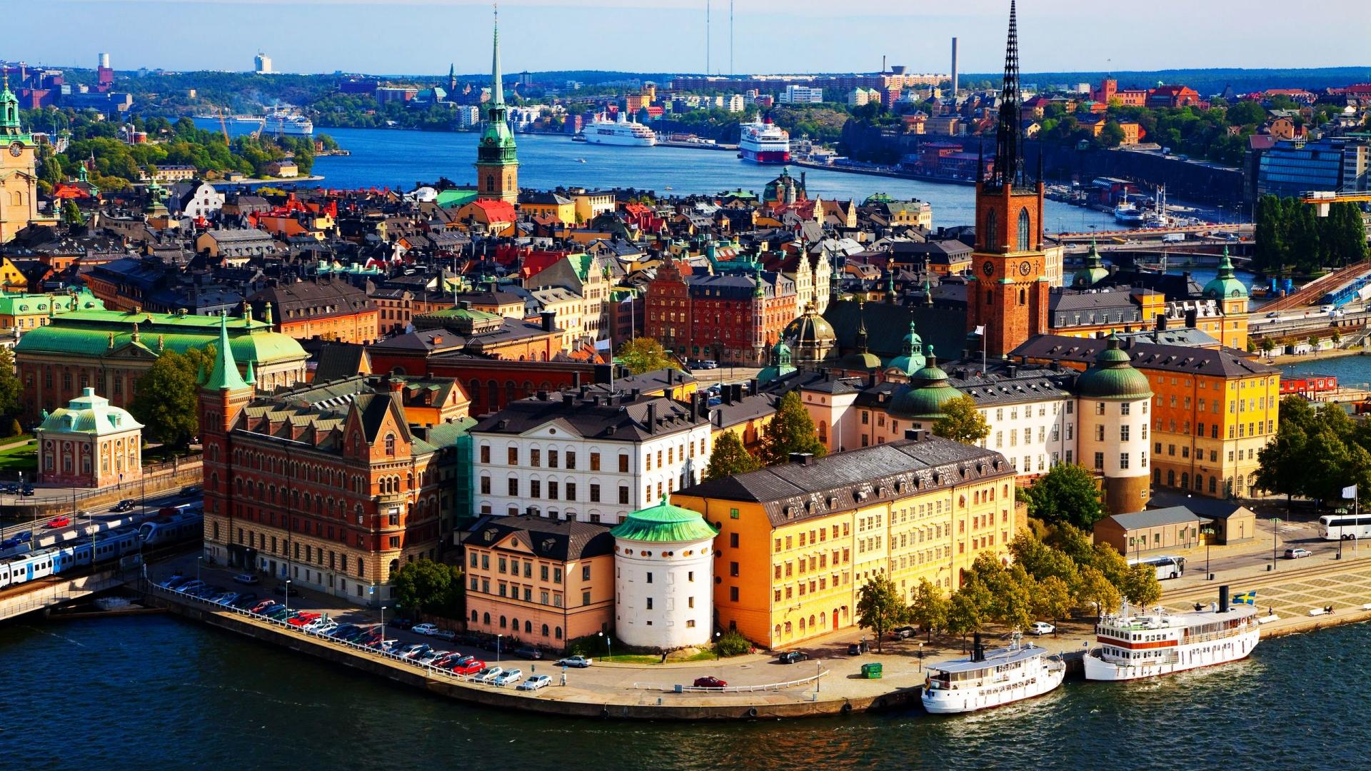 Stoccolma, foto credit www.stoccolmaviaggi.it