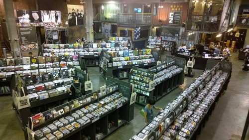 ROUGH TRADE NY, foto credit FB