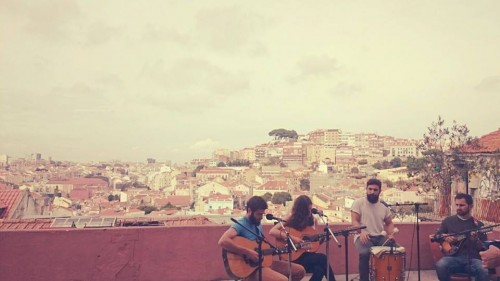 I Postcards a Lisbona