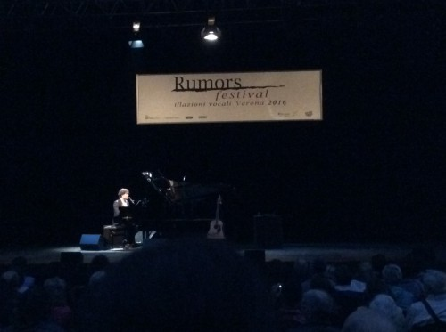 Rufus Wainwright al Teatro Romano