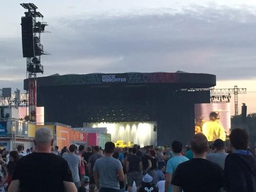 Il palco più grande, foto di Elena