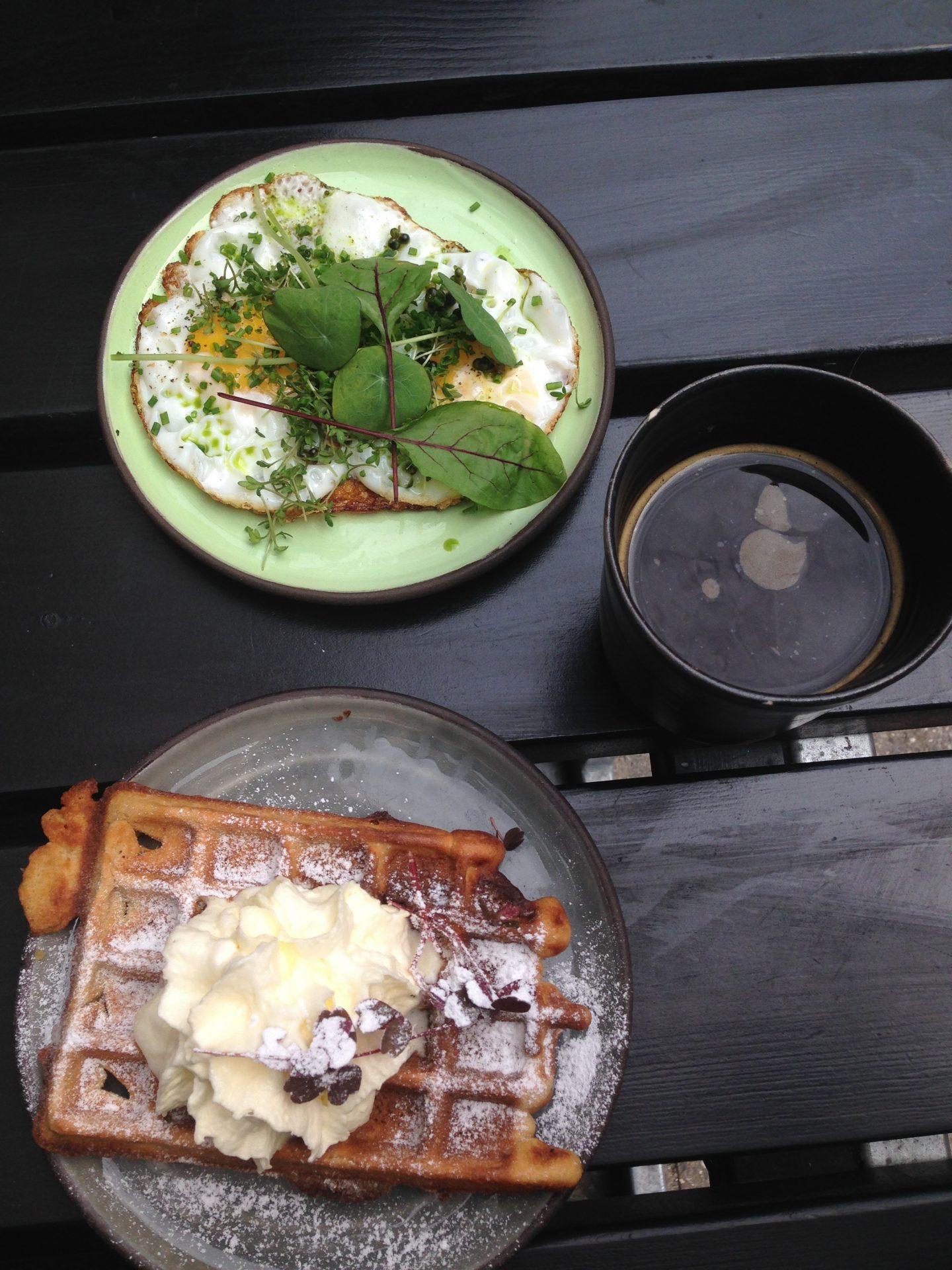 La nostra colazione da Mollen