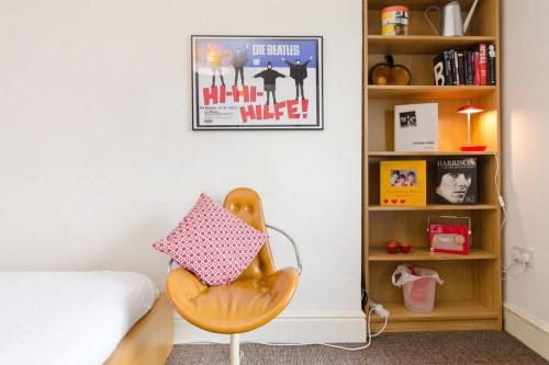 La Beatles Inspired Room, Foto di Kat