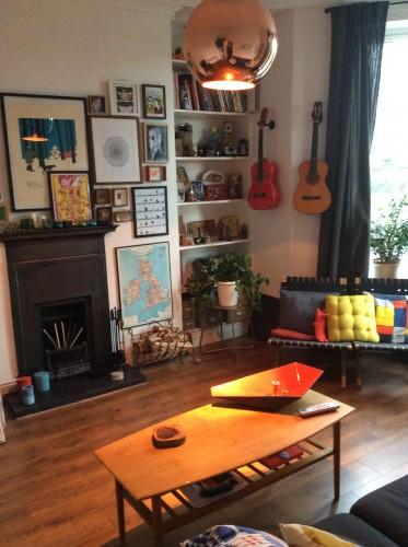 Il salotto, foto di Gloria