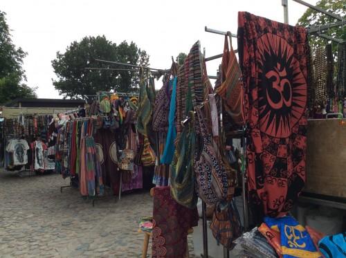 I mercatini di Christiania, foto di Gloria