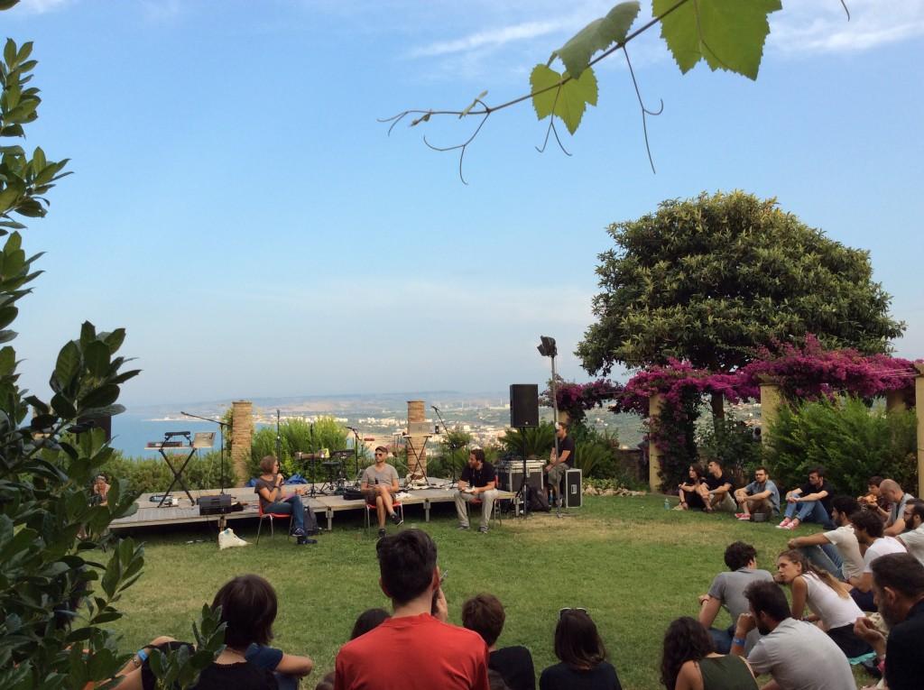 Giardino D'Avalos, foto di Gloria
