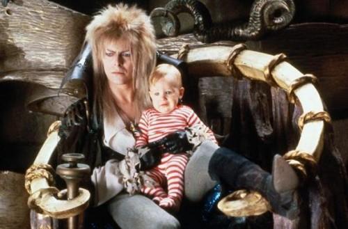 Una scena dal film Labyrinth
