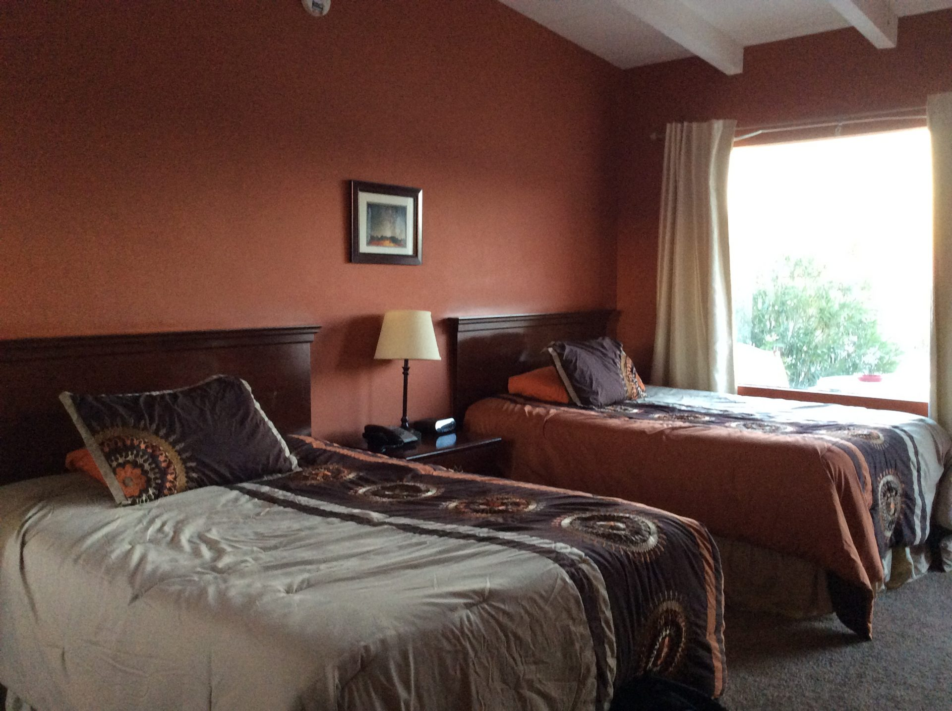 La nostra camera da letto, interno