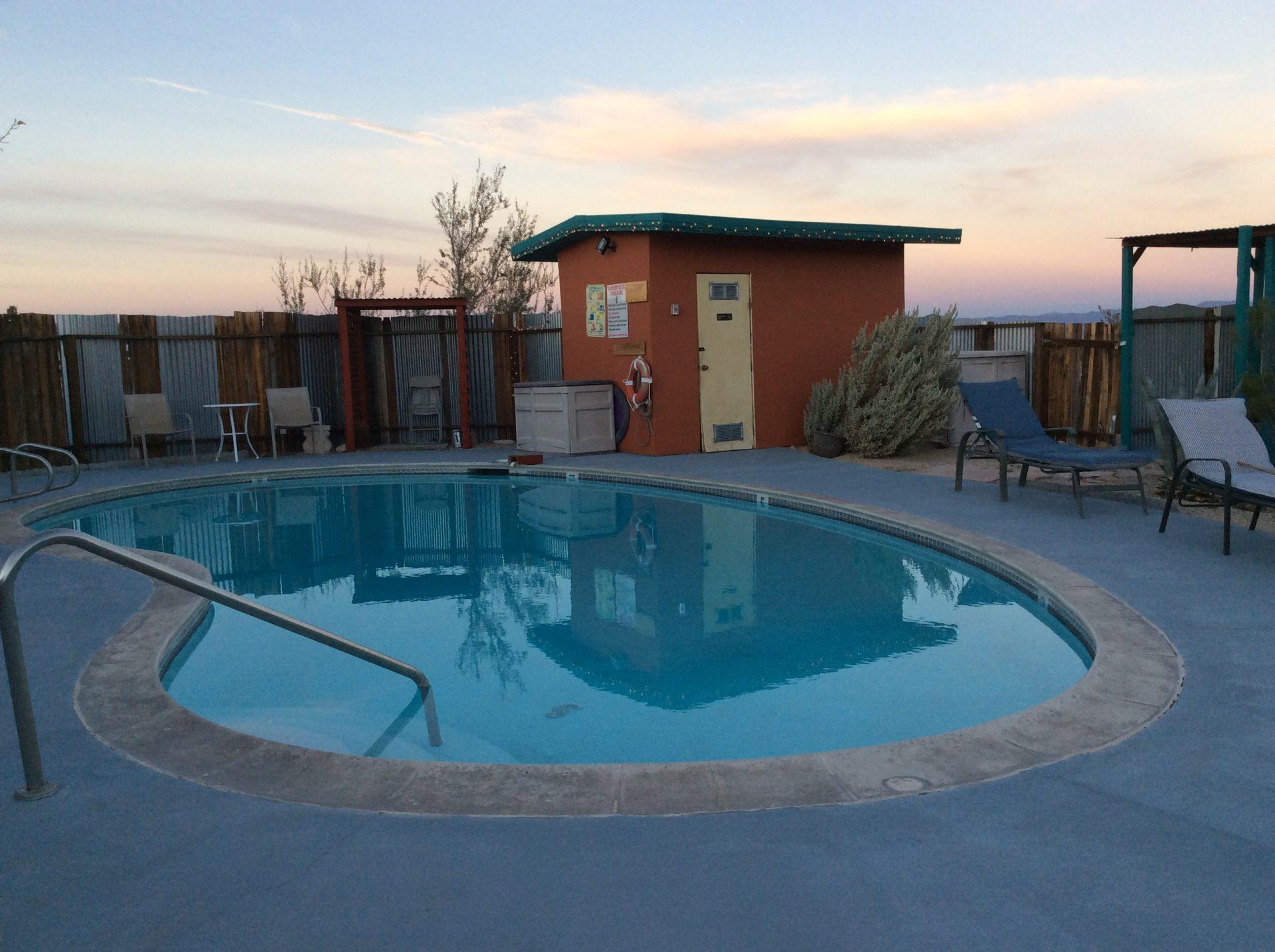 La piscina, foto di Gloria