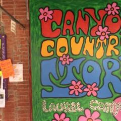 Laurel Canyon Country Store, una sosta nello store delle star