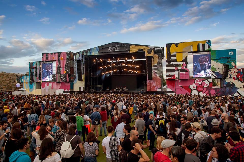 Mad Cool Festival, 2016. Foto credit FB dell'evento